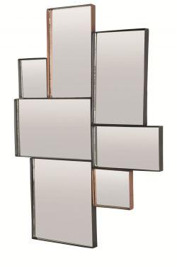 Zrcadlo Squares