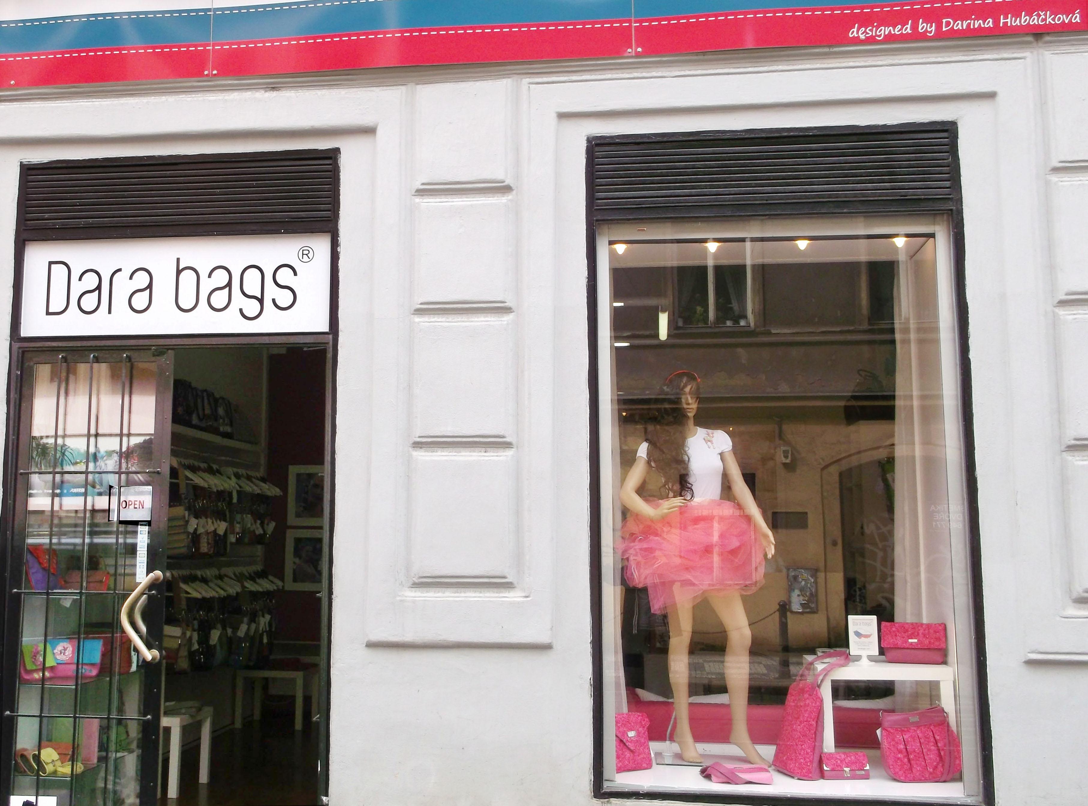 Dara bags - obchod