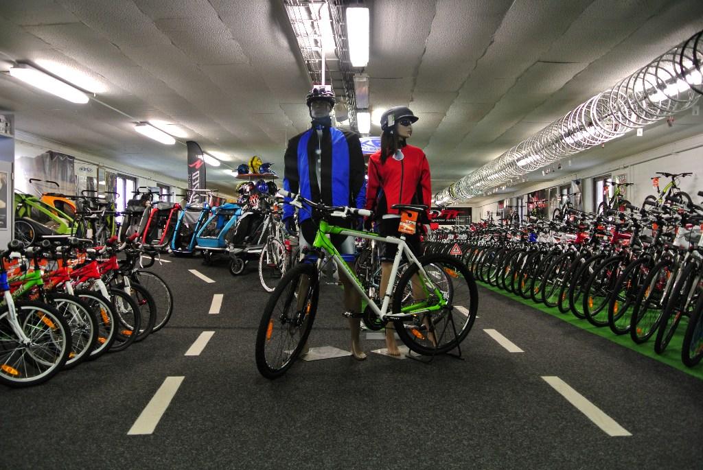 kola-cykloshop - obchod 1