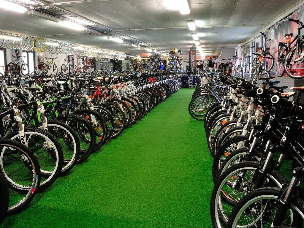 kola-cykloshop - obchod 2