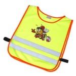 Chraňte děti s pomocí reflexní vesty
