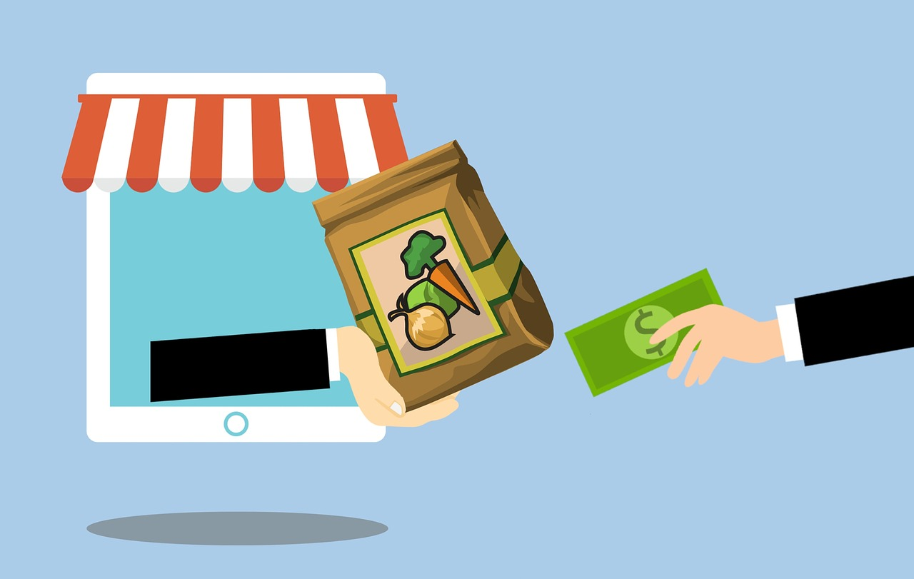potraviny online