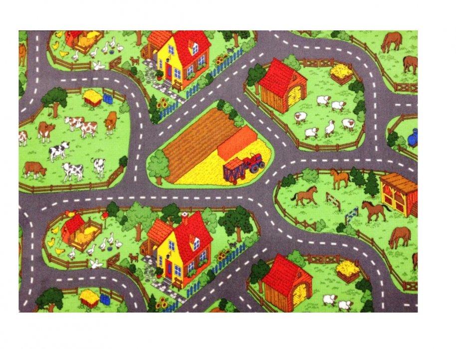 detsky koberec